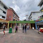 HDB ang mo kio central shop for rent